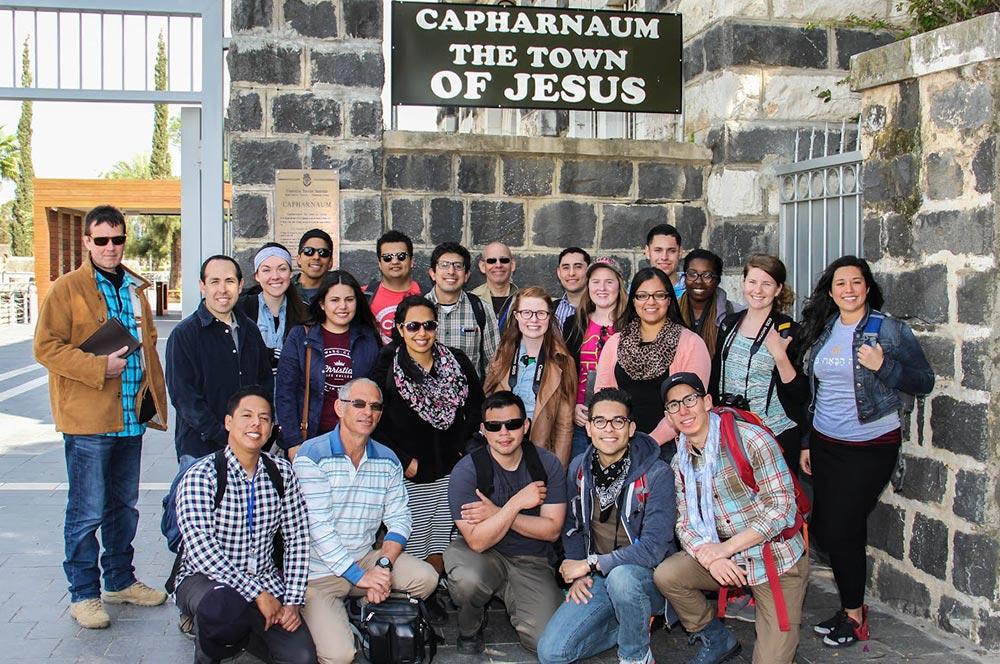 Capharnaum the town of Jesus
