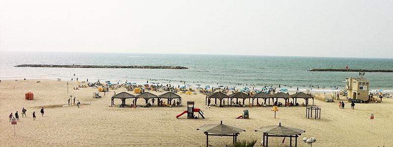 Playa Jerusalén