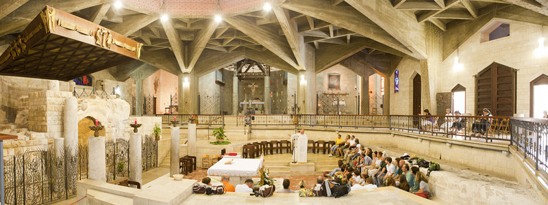 Visit Nazareth during Christmas