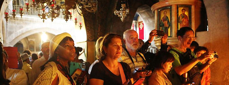 Los 7 Sitios Cristianos Más Visitados en Israel