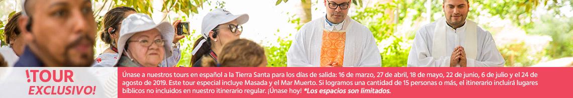 Tour especial en Español