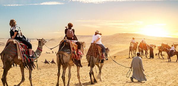 Tierra Santa y Petra