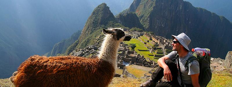 Caminata por el camino inca