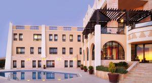 Marriott Petra Hotel, Jordania