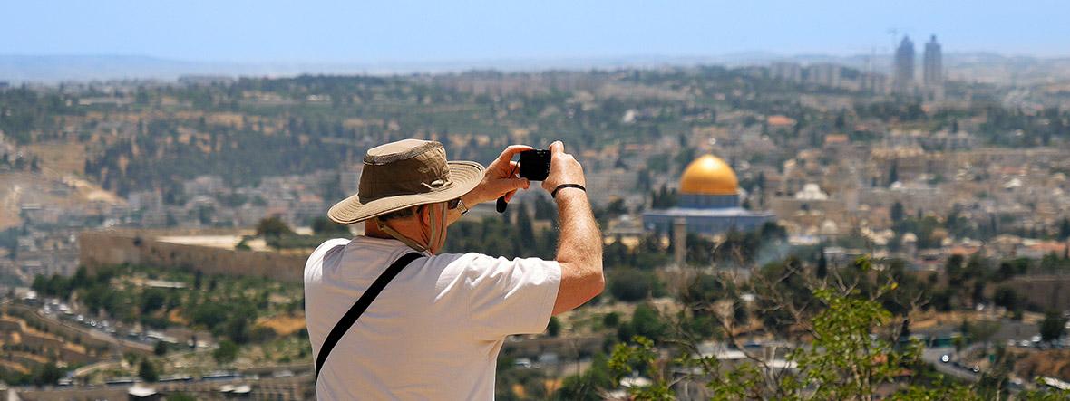 Récord Histórico De Turistas Visita a Israel en 2018